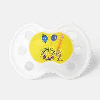 1. Osternballone und -bögen - Schnuller