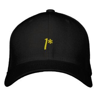 1* - POLIZEI-FLIEGENKLATSCHE-HUT - besonders Bestickte Kappe