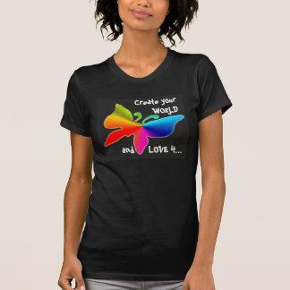 1, schaffen Ihre WELT und LIEBE es… T - Shirt