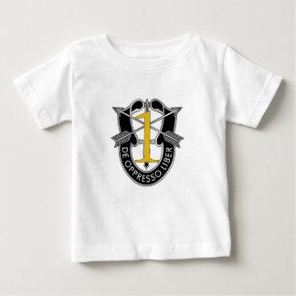 1. Spezielle Kraft-Gruppen-Wappen Baby T-shirt