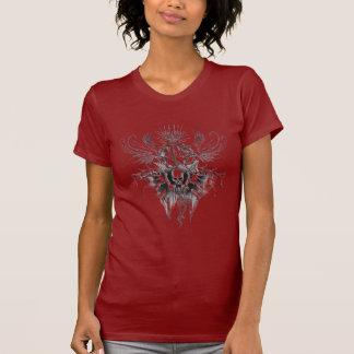 1 Stange und Vögel T-Shirt