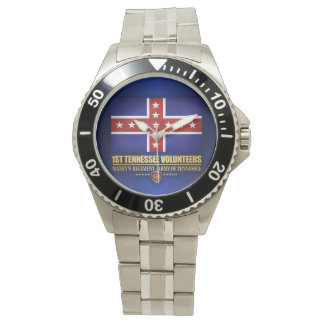 1. Tennessee-Infanterie (F10) Armbanduhr