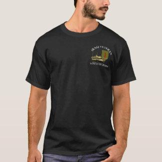 1. Tierarzt Identifikation der Irak - Behälter M1 T-Shirt