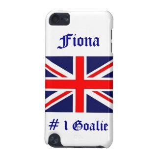 # 1 Tormann! - BRITISCHE Flagge/personifizieren iPod Touch 5G Hülle