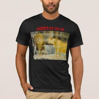 1, VERHEIRATETES 09/20/09 - besonders angefertigt T-Shirt