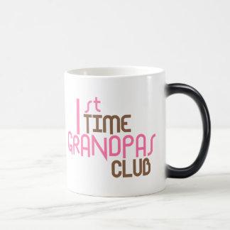 1. Zeit-Großvater-Verein (Rosa) Verwandlungstasse