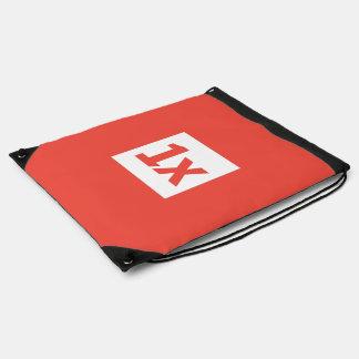"1x ""clean cache"" sports bag turnbeutel"