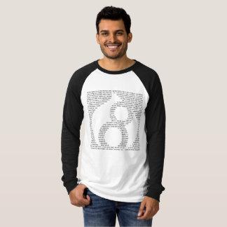 """1x """"Mann Drupal"""", für Männer T-Shirt"""