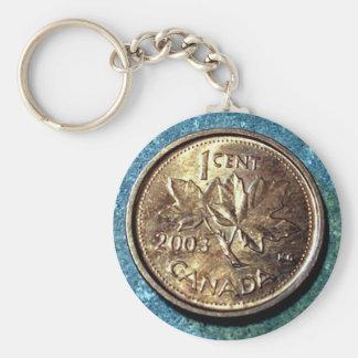 2003 Kanadier-Penny-(vordere) Schlüsselkette Schlüsselanhänger