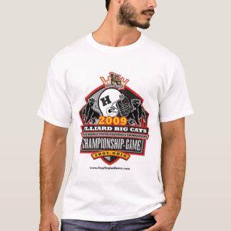 2009 Trojan- HorseMeisterschaftsspiel - Hilliard T-Shirt