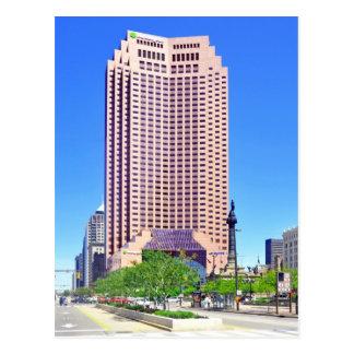 200 öffentlicher Platz, Cleveland, Ohio, USA Postkarte