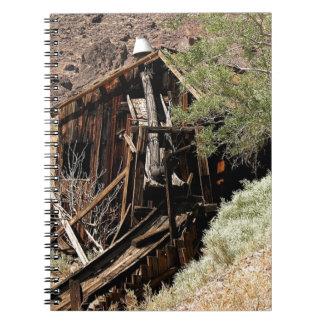2010-06-26 C Las Vegas (210) desert_cabin.JPG Notizblock