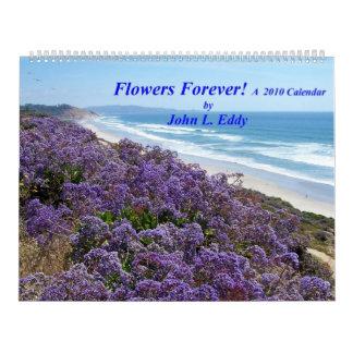 2010 Blumen für immer! Abreißkalender