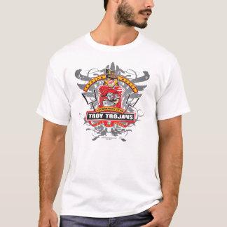 2010 Trojan Horse - Troja-Trojan entwerfen Sie - 2 T-Shirt