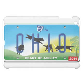 2011 Team-Ohio-Agility iPad Fall Hülle Für iPad Mini