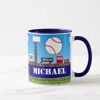 2012 Kindersport-Baseball-Tassen-personalisiertes Tasse