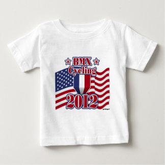 2012 radfahrenBMX Baby T-shirt