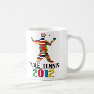 2012: Tischtennis Kaffeetasse