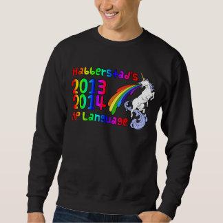 2013/2014 Einhorn-Sweatshirt AP Lang Sweatshirt