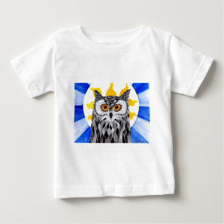 2013 Mosaikeule.jpg Baby T-shirt