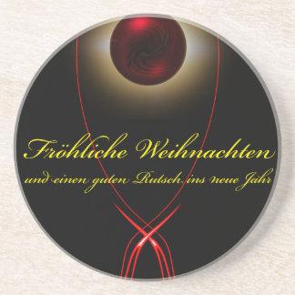 20141003-Licht und Energie Fröhliche Weihnachten Untersetzer