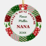 2014 fantastischste NANA oder irgendein Weihnachtsornament