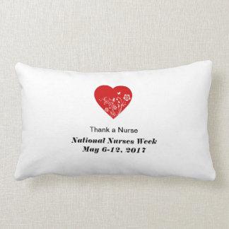 2014 nationale Krankenschwester-Woche Lendenkissen