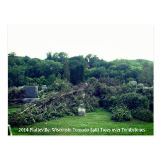 2014 Platteville, Postkarte