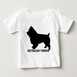 2015042007 australisches Terrier (Animales) Baby T-shirt