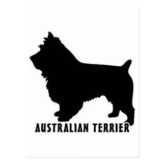 2015042007 australisches Terrier (Animales) Postkarte