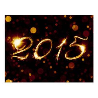 2015 POSTKARTE