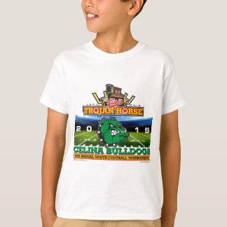 2015 Trojan Horse - Celina Bulldoggen T-Shirt