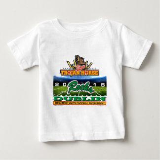 2015 Trojan Horse - Dublin-Felsen Baby T-shirt