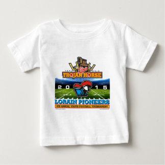 2015 Trojan Horse - Lorain Pioniere Baby T-shirt