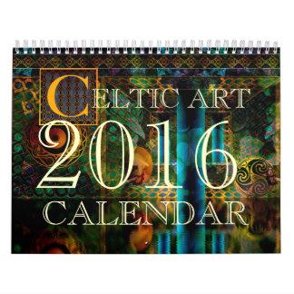 2016 Celtic-Kunst-Kalender Kalender