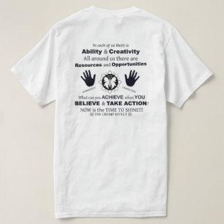 2016 Crump Effekt (Zeit, Ausgabe zu glänzen) T-Shirt