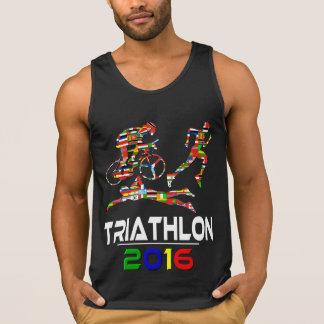 2016: Triathlon Tank Top