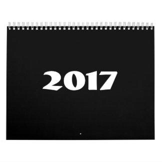 2017 ABREIßKALENDER