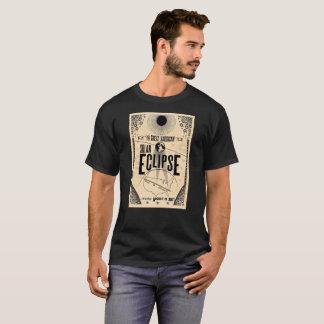 2017 Eklipse-Showprint-Ähnlicher Entwurfs-T - T-Shirt