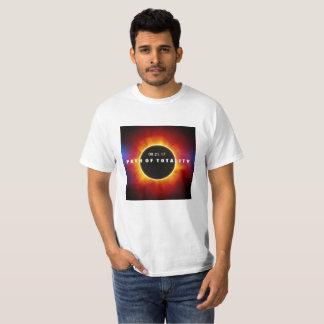 2017 EKLIPSE-WEG DER GESAMTHEIT T-Shirt