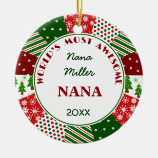 2017 fantastischste NANA oder irgendein Keramik Ornament