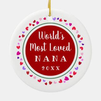 2017 geliebte Nana, Mimi oder irgendein Keramik Ornament
