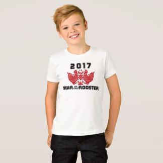 2017-jährig vom Hahn T-Shirt