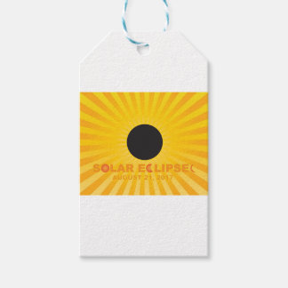 2017 Rays GesamtSonnenfinsternis Sun Hintergrund Geschenkanhänger