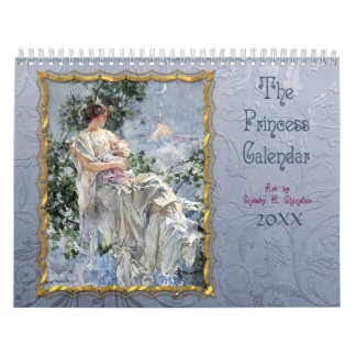 2018 die Prinzessin Calendar Abreißkalender