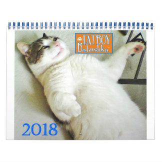 2018 FATBOY BABUSHKA KALENDER