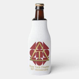 """2018 """"geometrische Rosen-"""" 50. Flasche cooler Flaschenkühler"""