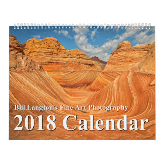 2018 Jahrbuch-Natur-Fotografie-Kalender Wandkalender