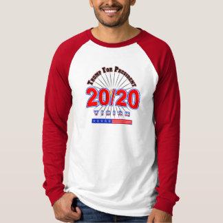 2020 Re wählen Sie Wahl-T - Shirt