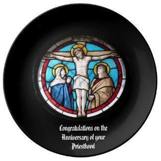 20. 25. 30. 40. 50. des Priester-Jahrestages 15. Teller